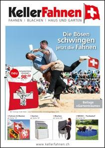 Keller Fahnen / Magazin