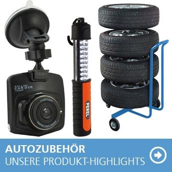 Autozubehör - Produkt Highlights