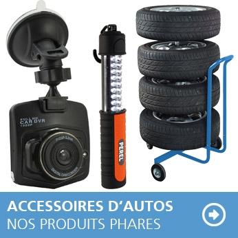 Accessoires d'auto