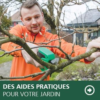 Aides pratiques pour votre jardin