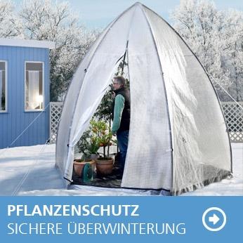 Wirkungsvoller Winterschutz