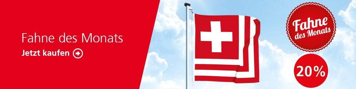 Fahne des Monats
