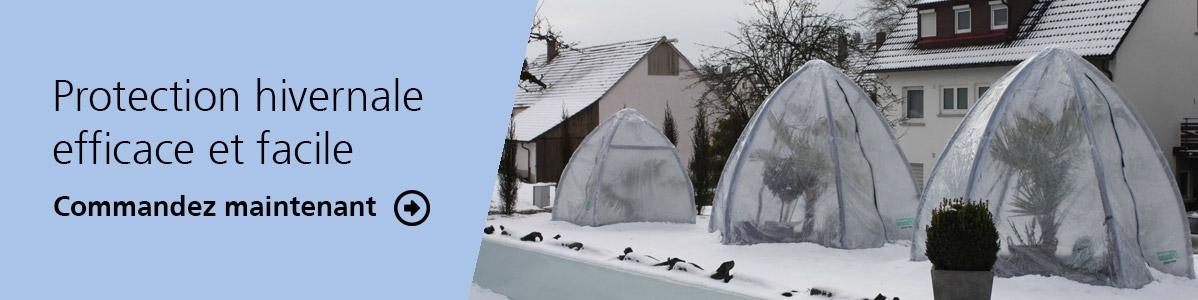 Protection hivernale efficace et facile