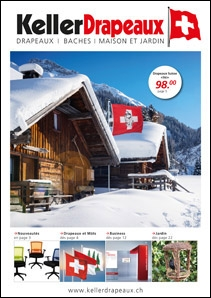 Keller Drapeaux / Magazine