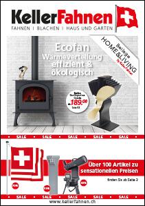 Keller Fahnen Magazin
