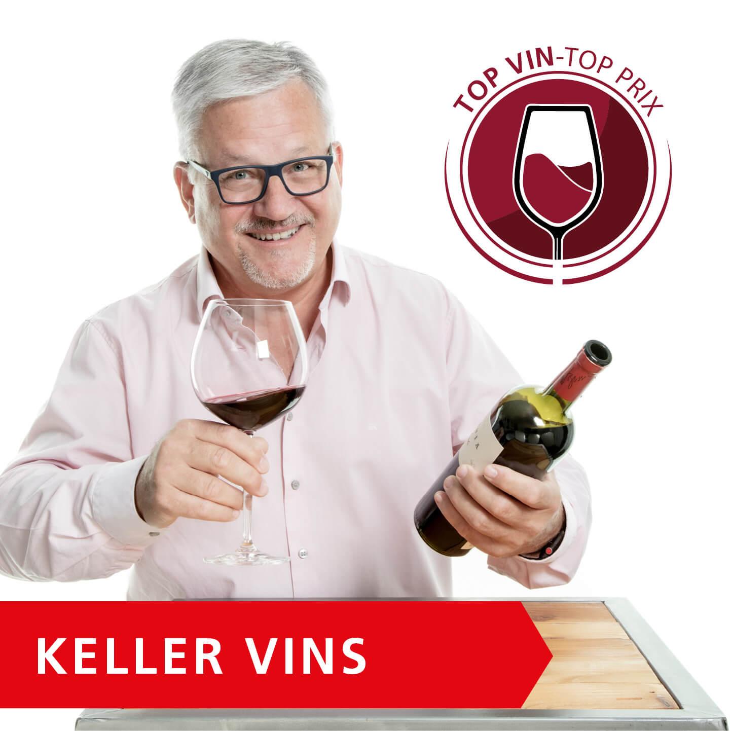Keller Vins - Top vin - top prix