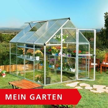 Mein Garten - alles für Ihr grünes Zuhause