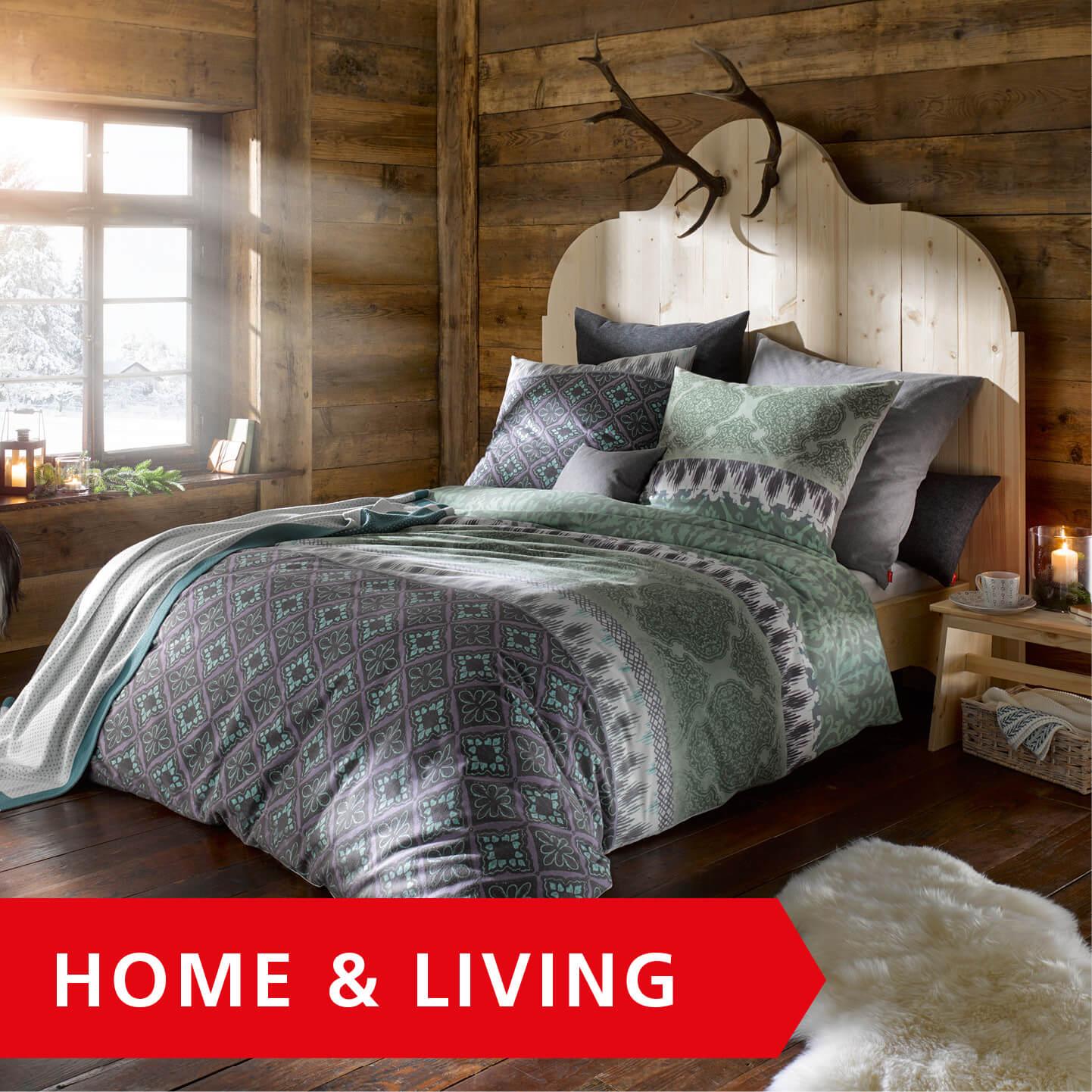 Home & Living - Textiles pour le bien-être