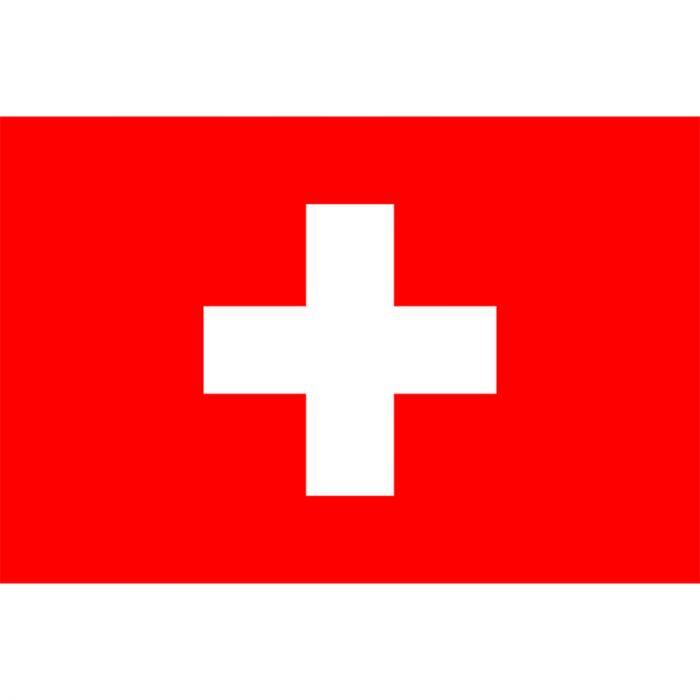 Schweizer Fahne rechteckig