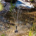 Fontaine solaire «SUN» sans accu