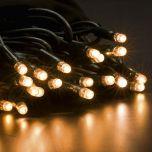 LED Einzelstrang mit 80 warm-weissen LED, 8 m