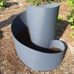 Spirale pour herbes aromatiques et fleurs Ø 80 cm