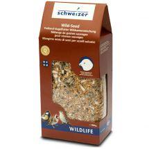 Vogelfutter Freiland Wildsamenmischung 900 g