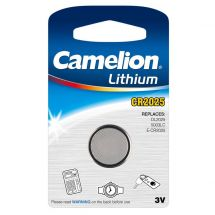 Batterie Lithium CR2025