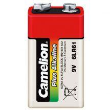 Batterie 9 Volt Block, 1 Stück