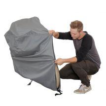 Blache für Velo und Motorrad,  170x105x85 cm