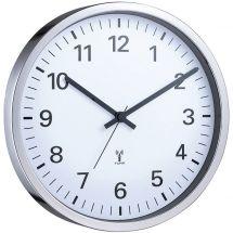 Horloge murale contrôlée de radio St Ø 30 cm