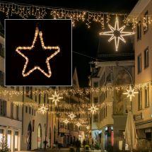 LED Stern «PROFI» 24 x 30 cm