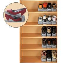 Schuhhalter für 4 Paar Schuhe