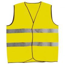 Sicherheitsweste gelb