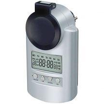 Programmierbare digitale Zeitschaltuhr für innen und aussen