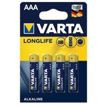 VARTA Longlife AAA 4er Blister
