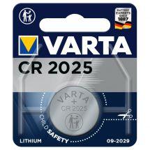 VARTA Electronics CR2025 1er Blister