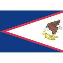Fahne Gebiet Amerikanisch-Samoa USA