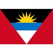 Drapeau national Antigua und Barbuda