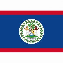 Drapeau national Belize