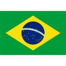 Länderfahne Brasilien