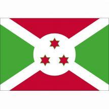Länderfahne Burundi