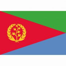 Länderfahne Eritrea