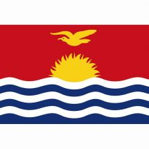 Drapeau national Kiribati