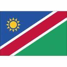Länderfahne Namibia