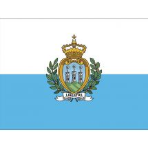 Länderfahne San Marino