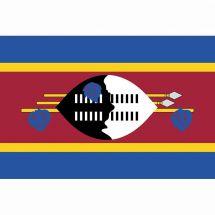 Länderfahne Swasiland