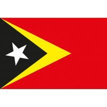 Länderfahne Timor-Leste