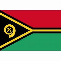 Länderfahne Vanuatu