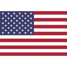 Länderfahne USA «Vereinigte Staaten»