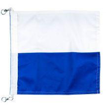 Bootsfahne Kanton Luzern Superflag® 30x30 cm