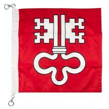 Bootsfahne Kanton Nidwalden Superflag® 30x30 cm