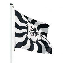 Kantonsfahne geflammt Appenzell Ausserrhoden Superflag® 200x200 cm