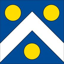 Gemeindefahne 1040 Villars-le-Terroir