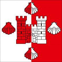 Gemeindefahne 1041 Saint-Barthélemy
