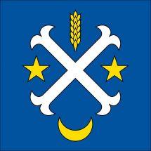 Gemeindefahne 1116 Cottens VD