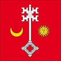 Gemeindefahne 1242 Satigny
