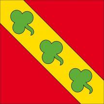 Gemeindefahne 1245 Collonge-Bellerive