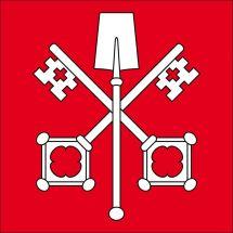 Gemeindefahne 1261 Le Vaud