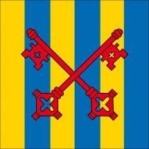 Gemeindefahne 1274 Grens